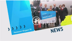 Video hannover-airport.tv