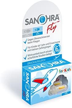 Ohrstöpsel für Kinder fly