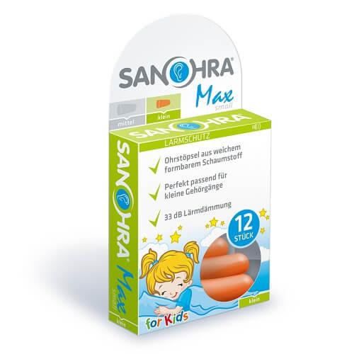 SANOHRA max Ohrstöpsel für Kinder