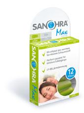 SANOHRA max Ohrstöpsel für den Schutz des Gehörs